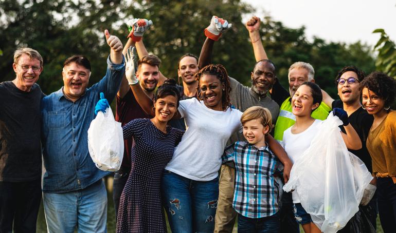 アメリカでボランティア活動プログラムに参加するには?