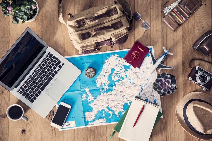 海外旅行の出発前に必要なものは?ー持ち物チェックリスト